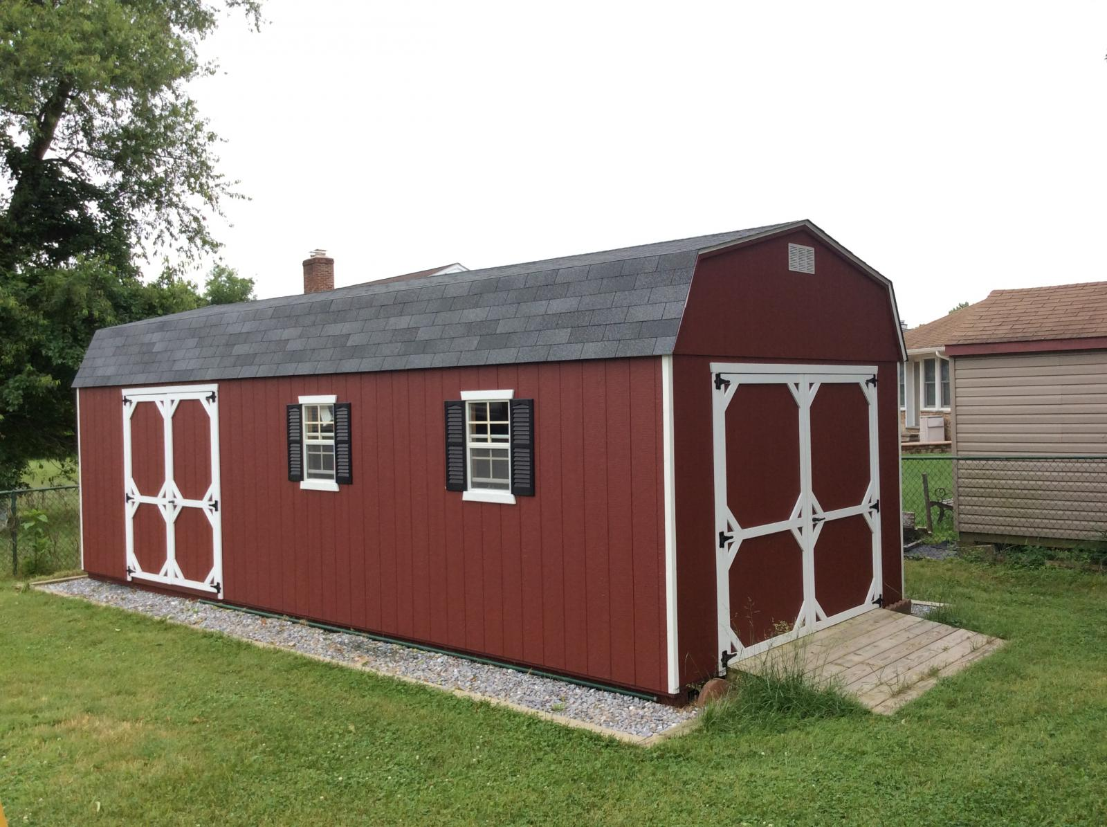 Dutch barn space makers sheds for Dutch style barn