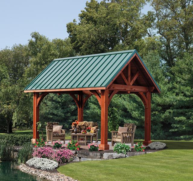 Custom Sheds Patio Furniture Amp Gazebos In Delaware