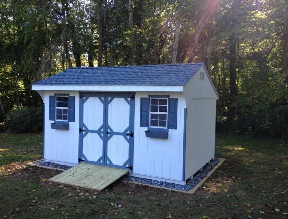 Quaker space makers sheds for Quaker barn home designs